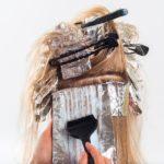 Haare selber färben auf blogtante.de